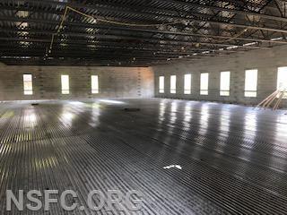 7/10/19 Interior View of 2nd Floor