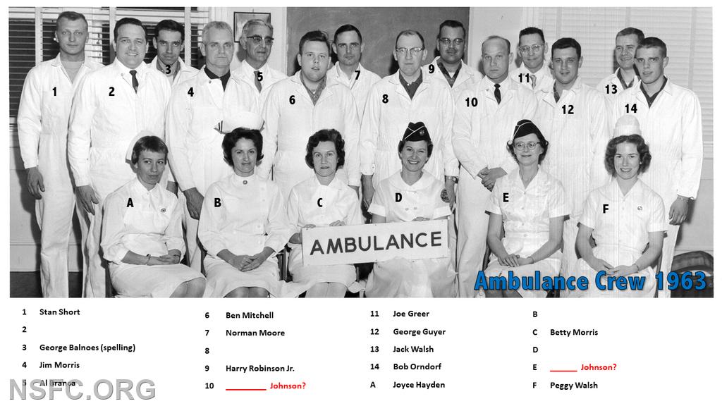 Ambulance 1963