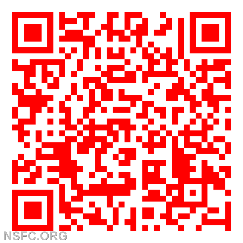 Scan the QR Code to reserve a spot today for your donation.